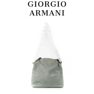 GIORGIO ARMANI Womens Small Handbag